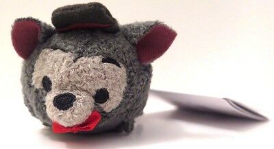 Disney Store Mini Tsum Tsum from the ARISTOCATS SCAT THE CAT Plush Toy New