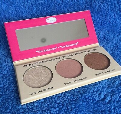 The Balm The Manizer Sisters - Blush, Bronze And Highlight - MELB STOCK