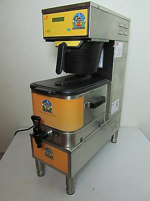 Wilbur Curtis G3 Digital Iced Tea/Coffee Brewer System SCPTTP310000 Tropical