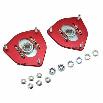 Front Camber Plate Adjustable Top Mount For Toyota Corolla Levin AE101 AE111
