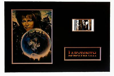 Labyrinth -  6 x 4 Unframed movie film cell display great gift