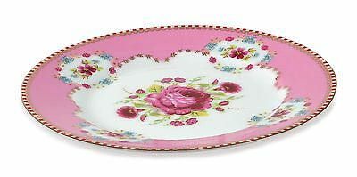 Pip Studio - Pink Floral Side Plate 17cm