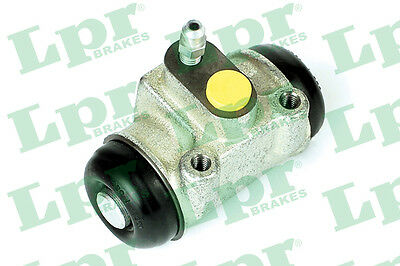 FIAT DUCATO 230 2.8D 2x Wheel Brake Cylinders (Pair) Rear 98 to 02 LPR 9945896