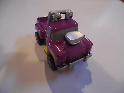 Tractor Tom, Rev The 4 X 4 Truck Die Cast