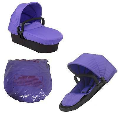 iCandy Strawberry 2 Flavour Hood Canopy Pack In Prism / Purple NEW