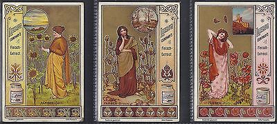 Liebig-*s0618*-Full Set Of 6 Cards- German - Colours Ii