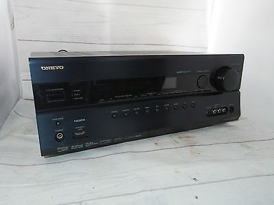 Onkyo TX-SR607 AV Receiver amplifier Hi-Fi separate Home theatre amp