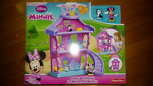 Fisher Price Disney Minnie Mouse Polka Dot House