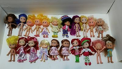 21 Dolls, Strawberry Shortcake, Greenbrier, and More