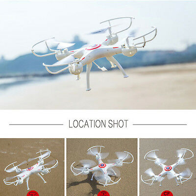 X5SW Drone 2.4GHz 6Axis Gyroscope WiFi FPV RC Quadcopter Helicopter With Camera