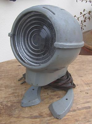 Ancien Spot Projecteur De Cinema Cremer