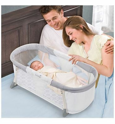 Summer Infant Sure and Secure Sleeper (bassinet) *New*