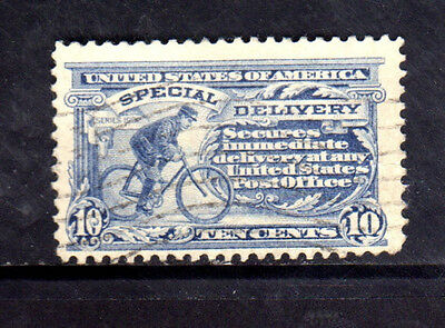 #E6   10 CENT SPECIAL DELIVERY        FANCY CANCEL   USED     b