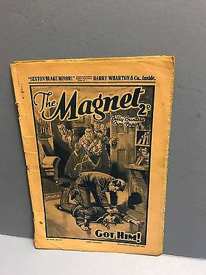 The Magnet Comic w/e February 18th 1939