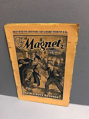 The Magnet Comic w/e November 26th 1938