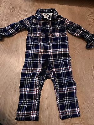 Junior J, Boys, Shirt All In One, BNWOT, Size 9-12 Months