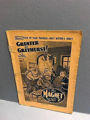 The Magnet Comic w/e October 14th 1939