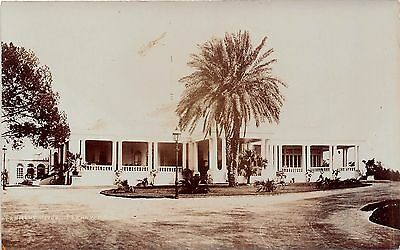 POSTCARD   PAKISTAN  PESHAWER  Chief  Commissioners  Office   Circa  1915     RP