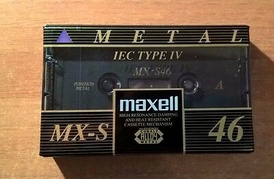 Maxell MX-S 46 Metal Position