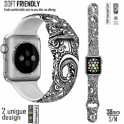TATTOO YOU Wristband Band Strap Bracelet Accessories For iWatch 38MM APPLE WATCH