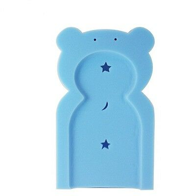 Rbs324 Blue 51303 First Steps Bath Sponge Support [3248]