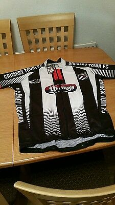 Grimsby Town FC Official Cycling Jersey- Brand New with Tags