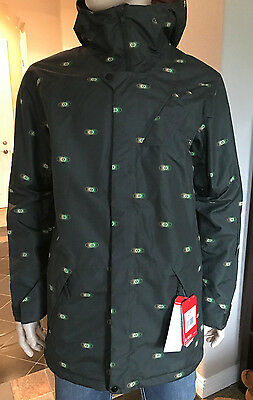 NEW 2017 The North Face Achilles Snowboard Jacket size Long M $200 SAMPLE