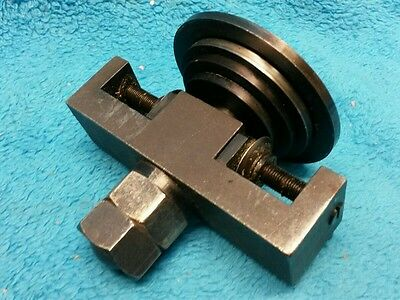 Used Greenlee 740 Knockout Punch 1 1/2 to 3 inch Conduit Hole Cutter