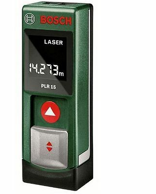 Bosch Laser Distance Digital Metre Measurer 15m Tape Rangefinder Measurement