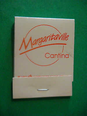 1980s Matches Matchbook ~**~ CHI-CHI's Mexican Restaurants ~ International Chain