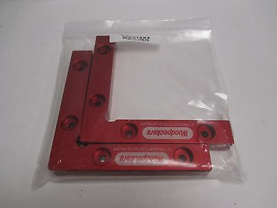 "Woodpeckers Precision 6"" Clamping Squares - Woodworking Tools"