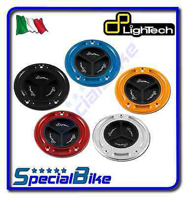 Bmw S 1000 Rr 2015 > 2016 Lightech Fuel Tank Cap Spin Locking Ergal