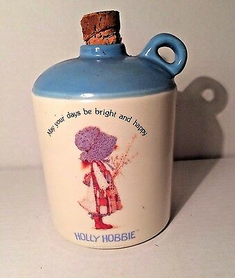 Holly Hobbie Jug May Your Days Be Bright and Happy