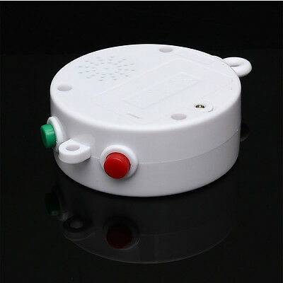 12 Melodies Song Baby Kids Mobile Crib Bell Autorotation Music Box Cots Gifts SN