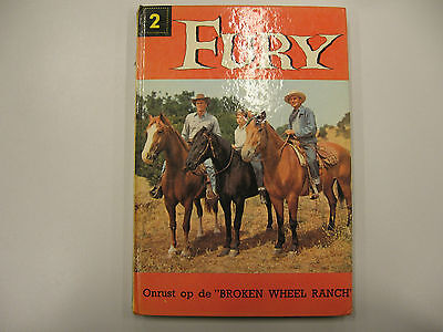 FURY Deel 2 Onrust op de Broken Wheel Ranch  /  Rene van Nerum
