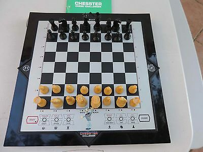 Fidelity Electronics Chesster Challenger chess computer