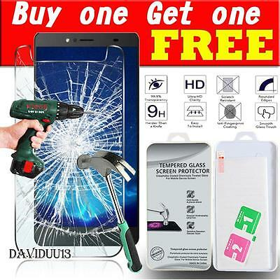 New Real Tempered Glass Screen Film Protector Cover For Bluboo Maya Max