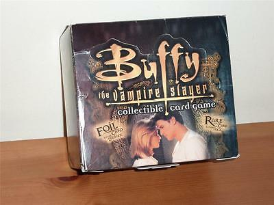 Buffy the Vampire Slayer Angel's Curse CCG - Full Complete Box - BTVS