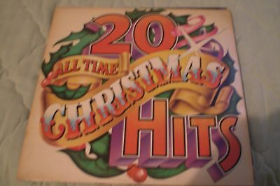 All Time Christmas Hits The Alan Peters Orchestra- Lp Record Readers Digest