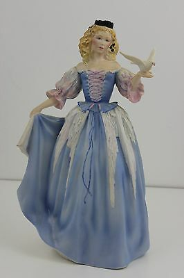 Franklin Mint figurine the House of Faberge Princess of The Ice Palace 28cm High