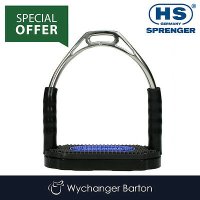 Sprenger Bow Balance Stirrup Irons SPECIAL OFFER