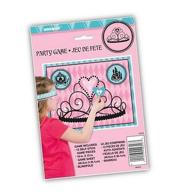 Fairy Tail Princess Pin/Stick Tail on The Donkey Style Girls Birthday Party Game