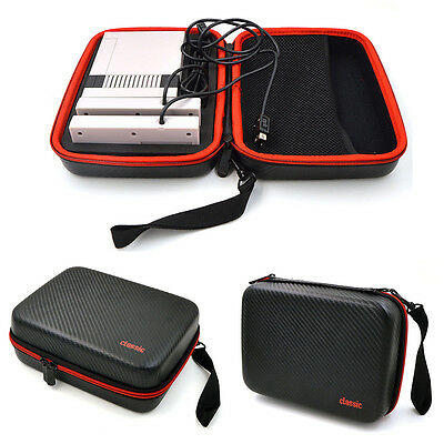 New Classic Carrying Case Travel Bag For Nintendo NES Mini Console Storage Cover