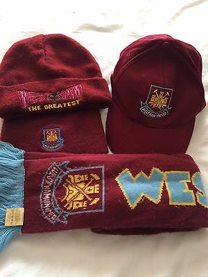West Ham Bundle Of Items