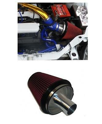 AS Performance Group A Air Filter Induction Kit and silicone Hose Focus RS Mk2