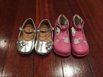 girls shoes Size 5 Leather