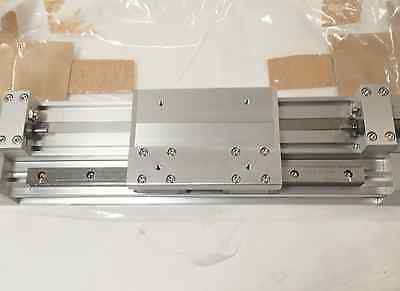 Smc Pneumatics Hy1H40-200H High Precision Rod Less Cylinder Guide New Never Used