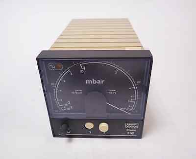 Edwards Pirani 502 Vacuum Gauge Controller Unit
