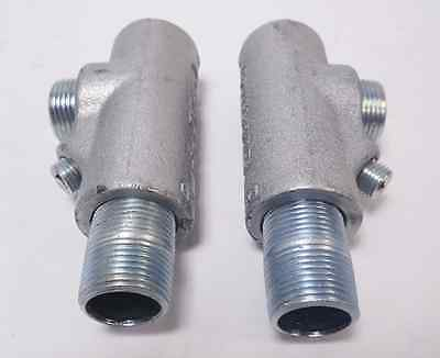 Lot Of 2  Brand New Cooper Crouse-Hinds Eys216 Explosion-Proof Fittings