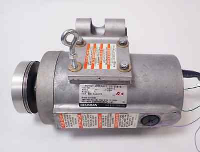 Beckman J2-21M/e Motor Assembly, Removed From Working J2-21 Centrifuge